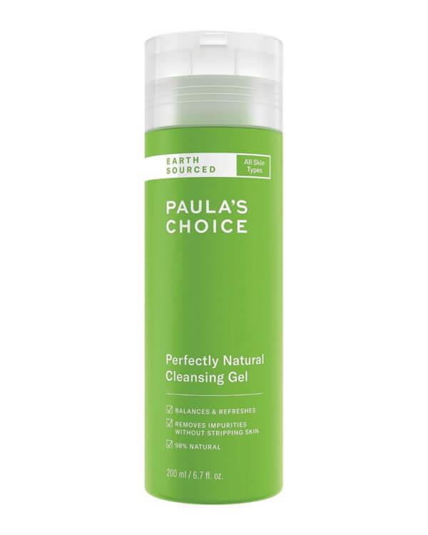 Paula's Choice - Earth Sourced Perfectly Natural Cleansing Gel - 200 ml