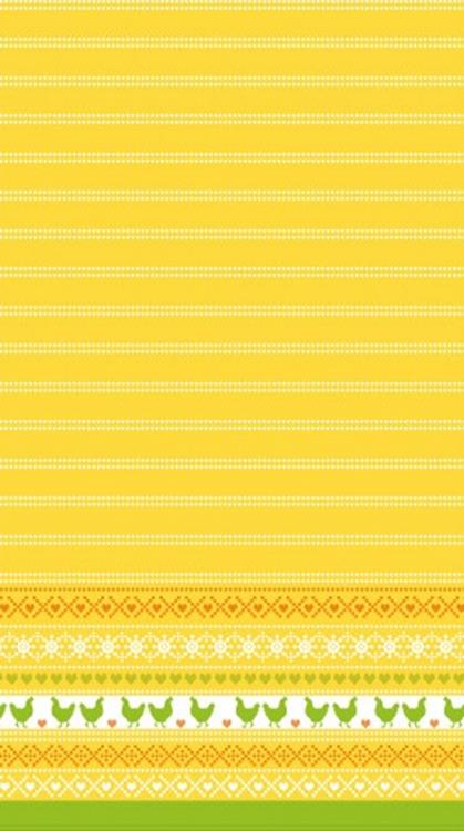 Duni tafellaken 138x220 cm - easter knit