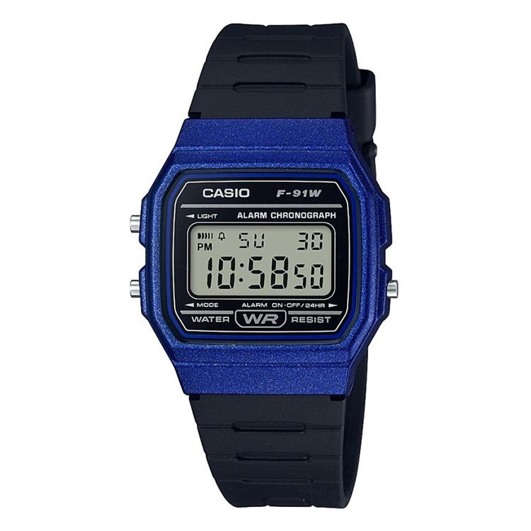 Casio horloge F-91WM-2AEF