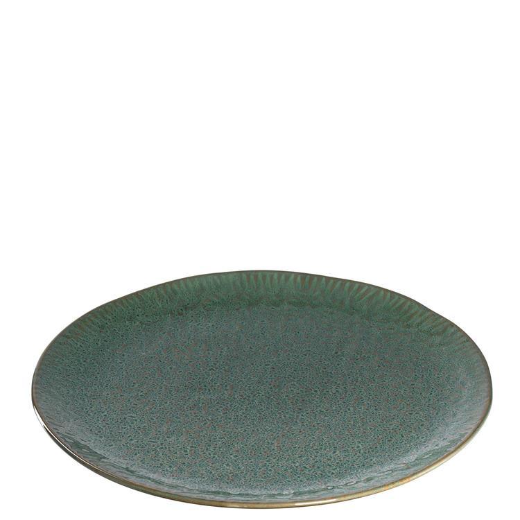Leonardo Matera bord ∅32 cm - groen