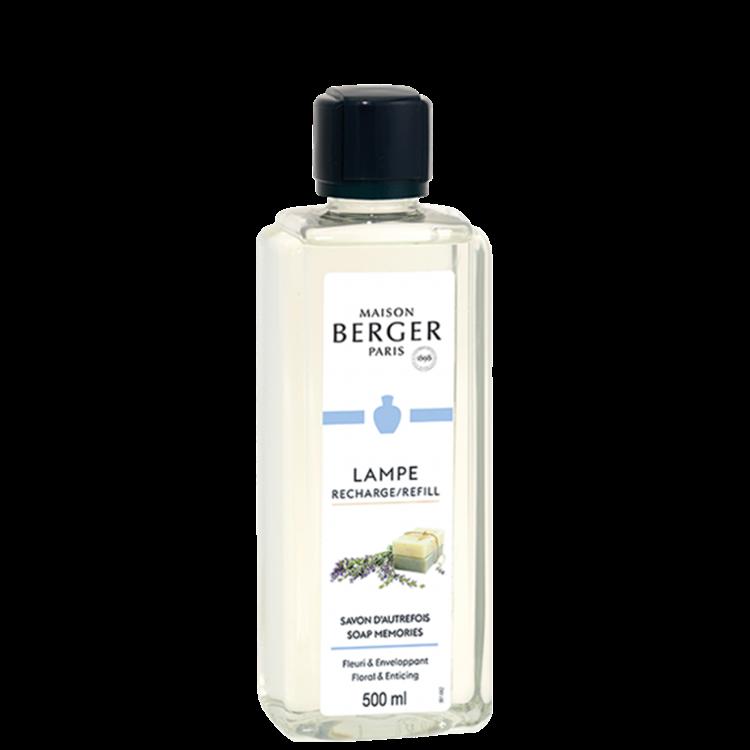 Lampe Berger navulling Soap Memories - 500 ml
