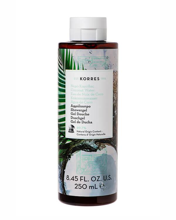 Korres - Coconut Water Showergel - 250 ml