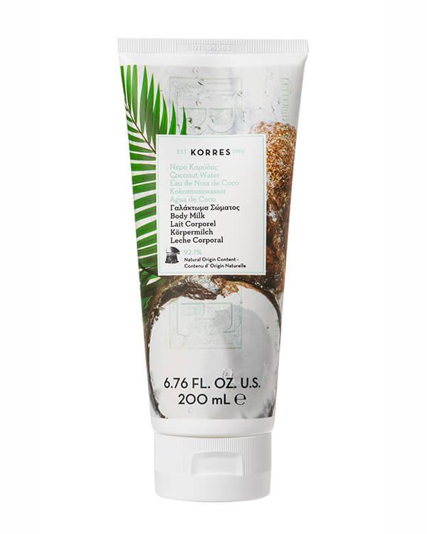 Korres - Coconut Water Body Milk - 200 ml