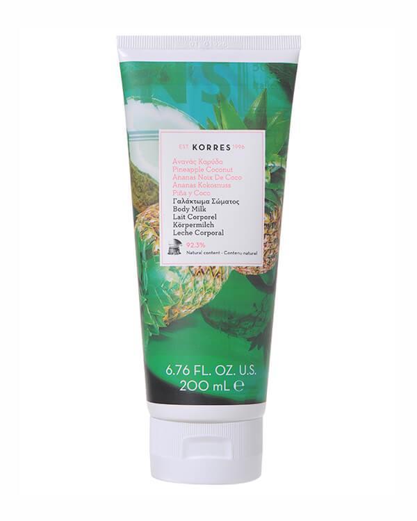 Korres - Pineapple Coconut Body Milk - 200 ml