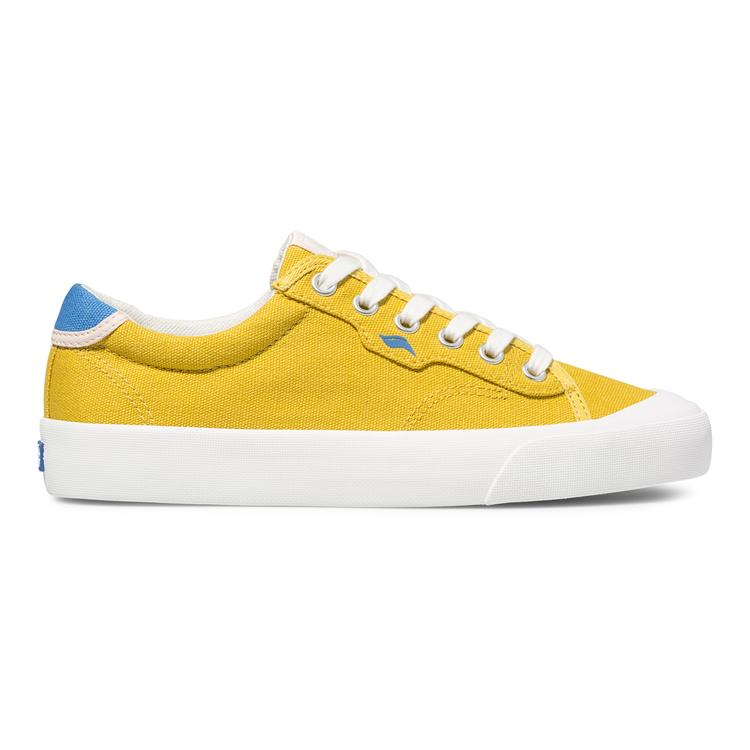 Crew Kick 75 Can. Lemon Curry/blue