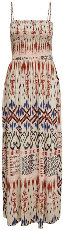 Jdytravic life strap maxi dress wvn Cement/ikat