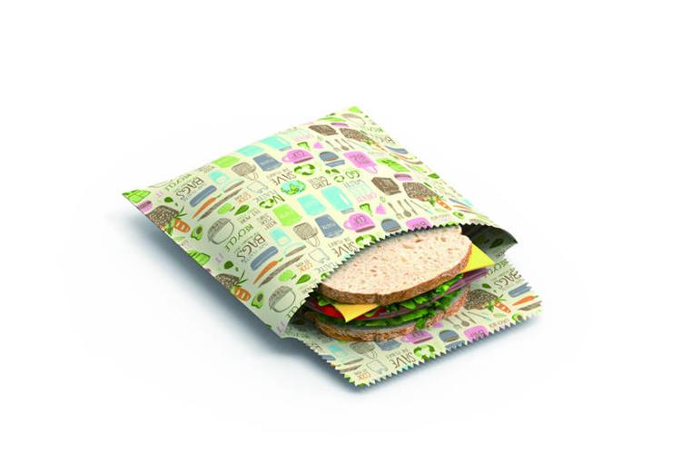 Bee's Wax sandwich & snack zakjes - set van 2