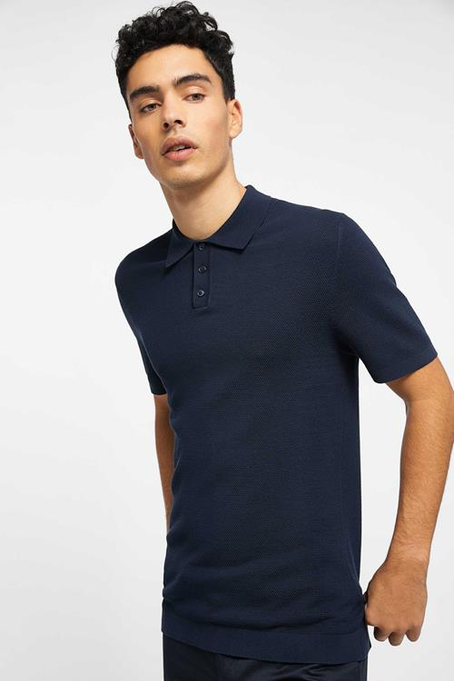 Drykorn Polo Navy