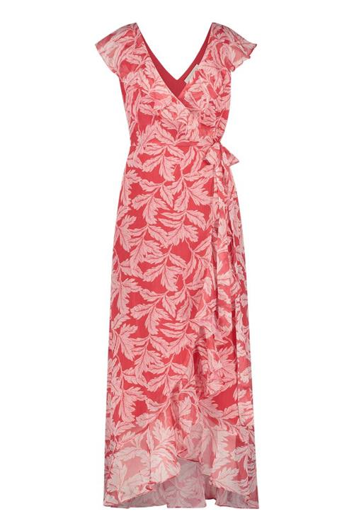 Freebird Maxi Dress No Sleeve Olga Red