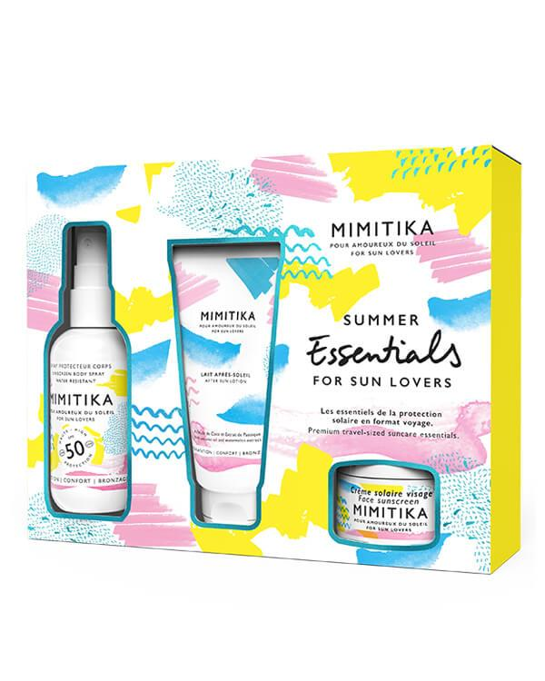 Mimitika - Summer Essentials Kit SPF50 - 75 ml + 50 ml + 10 ml