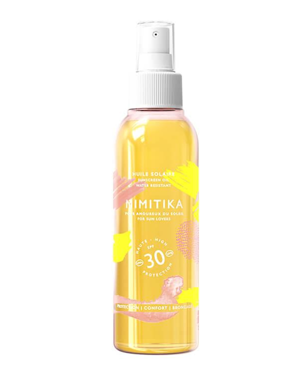 Mimitika - Sunscreen Body Oil SPF30 - 150 ml