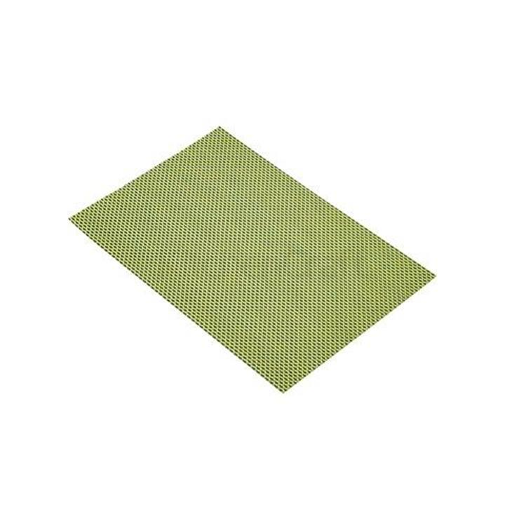 KitchenCraft Placemat Woven 30x45 CM - Woven Green