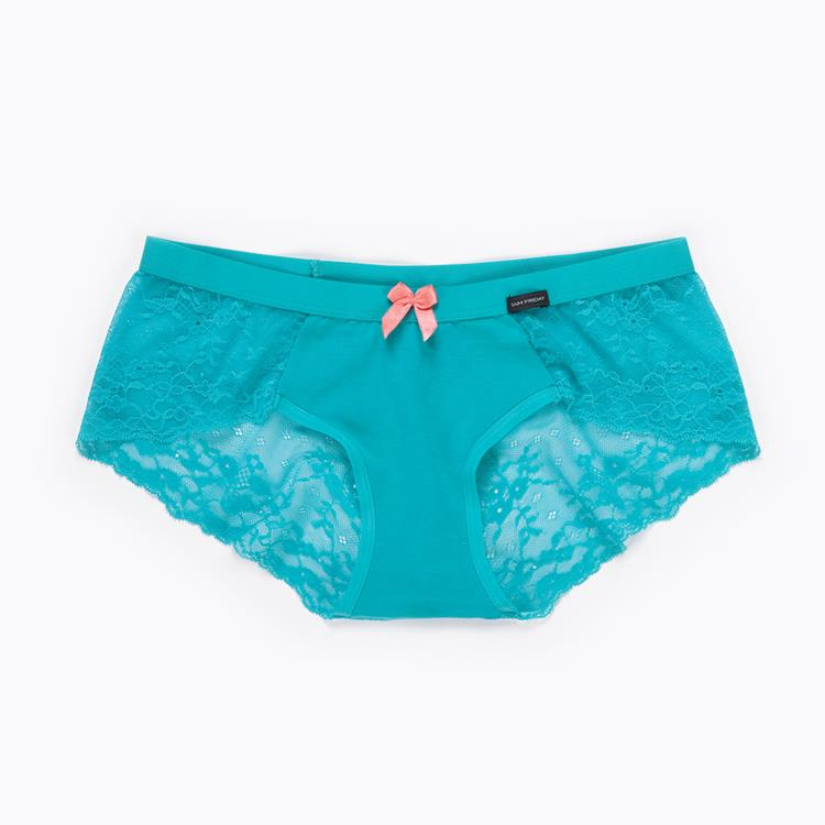 Lindsey Knickers Turquoise