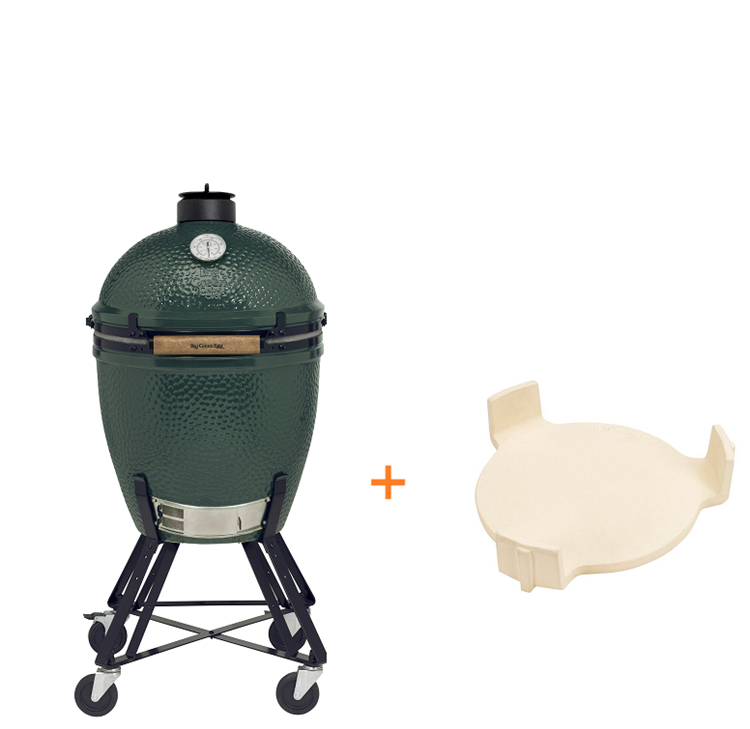 Big Green Egg Large met onderstel
