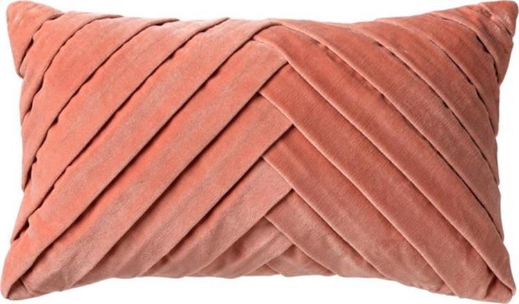 Dutch Decor Sierkussen Femm 30x50 cm - Muted Clay
