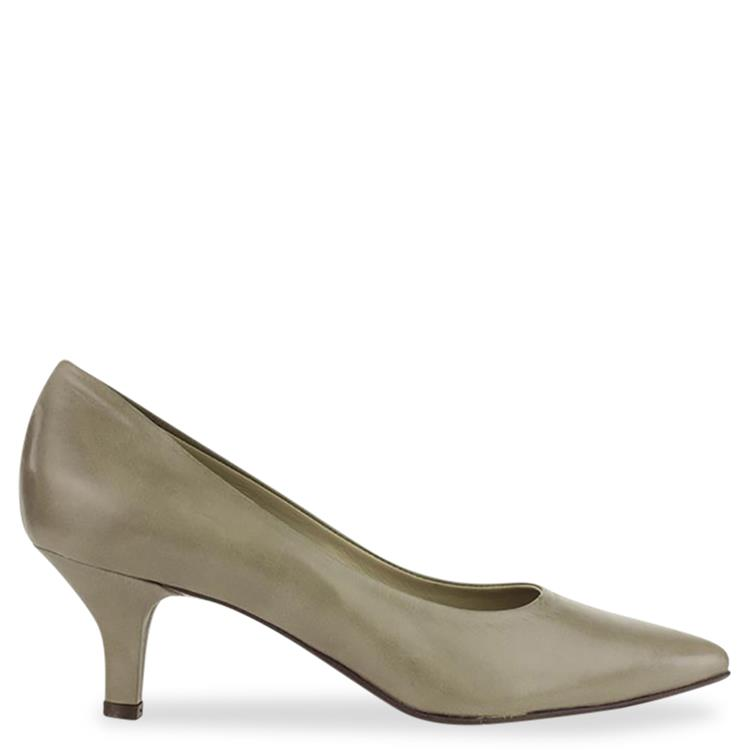 Nancy pump ZS - Taupe