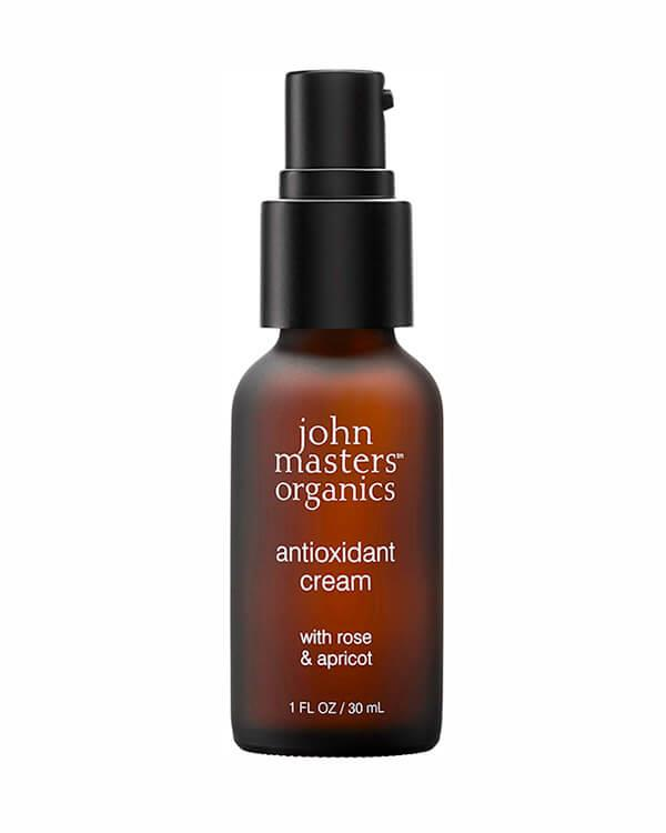John Masters Organics - Antioxidant Cream with Rose & Apricot - 30 ml