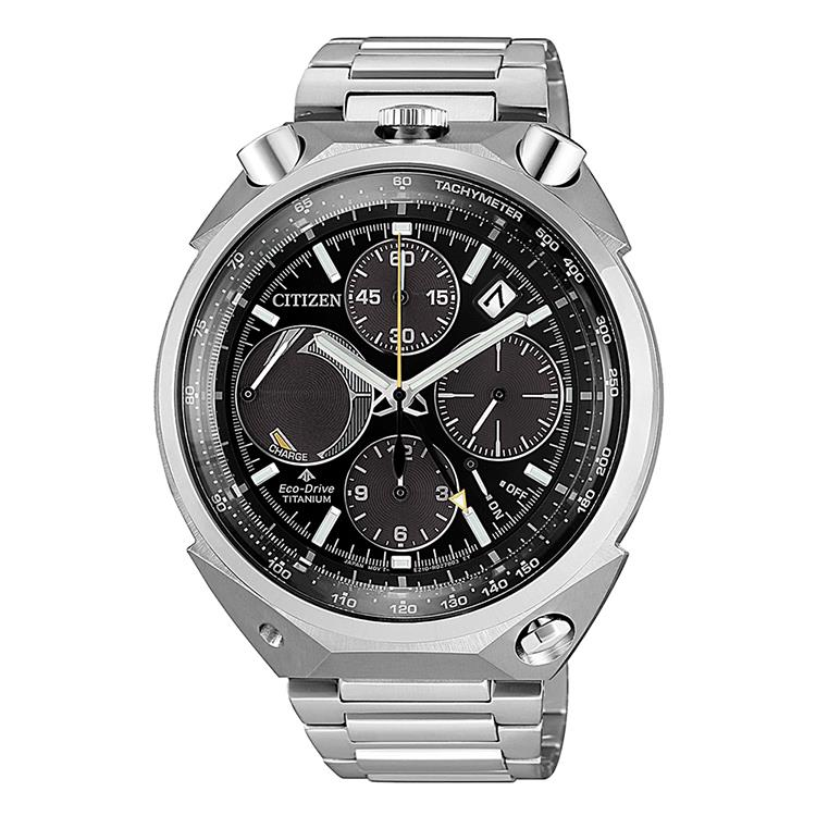 Citizen horloge AV0080-88E - SuperTitanium™