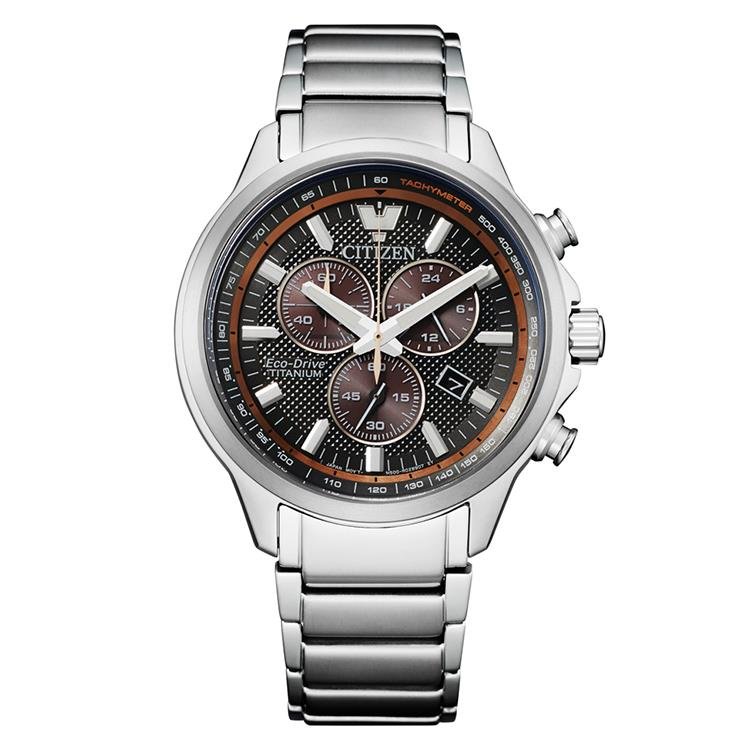 Citizen horloge AT2470-85H - SuperTitanium™