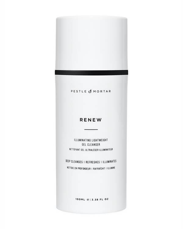 Pestle & Mortar - Renew Gel Cleanser - 100 ml