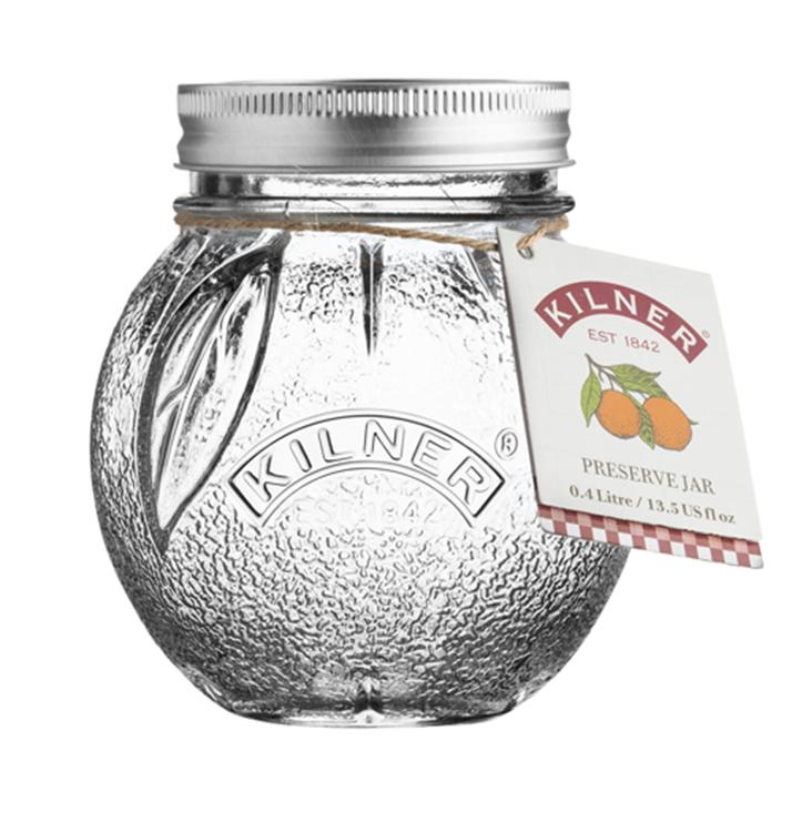 Kilner Weckpot sinaasappel - 400 ml