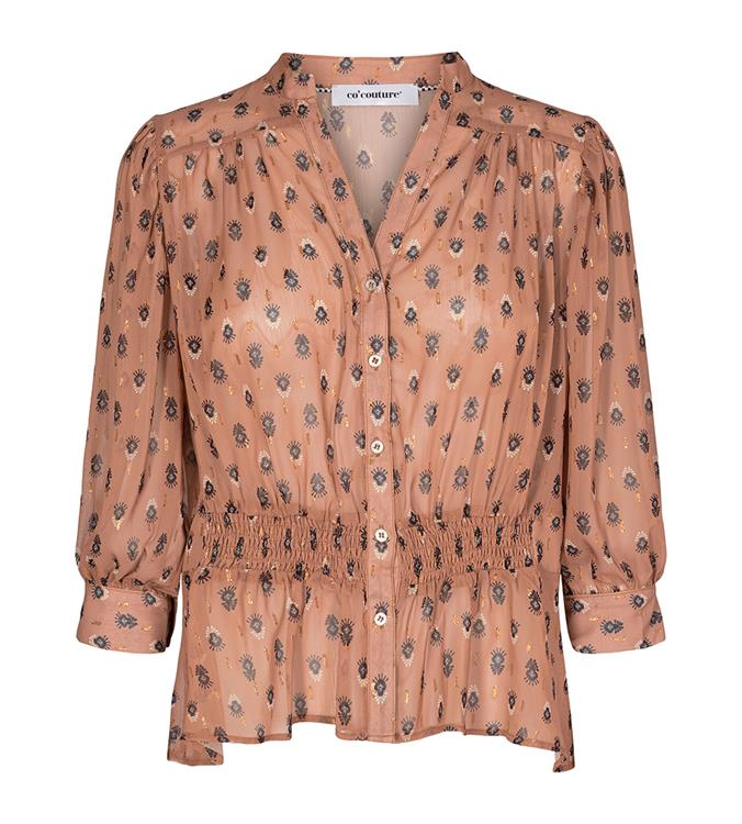 Co'Couture Moni shirt 86 cantaloupe