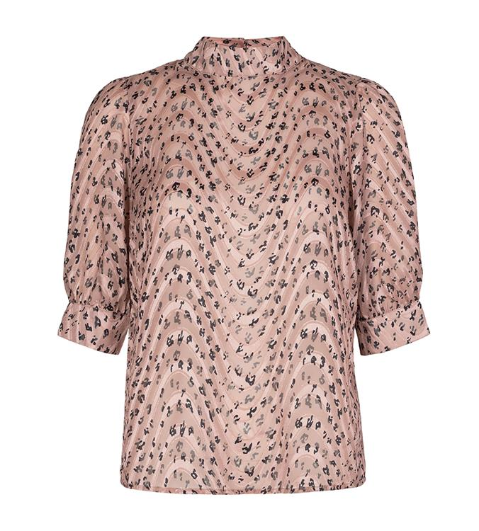 Co'Couture Marisol Jagger shirt 123 nude rose