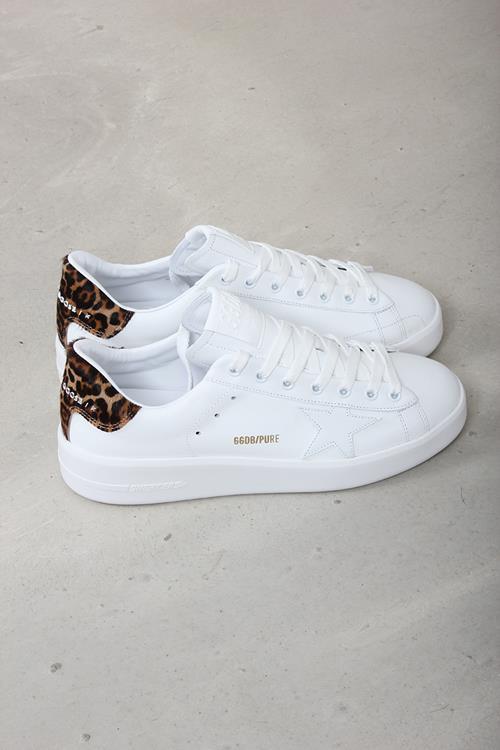 Golden Goose sneaker pure star white