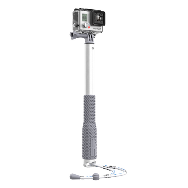SP POV Pole 36 inch 285–925 mm Zilver