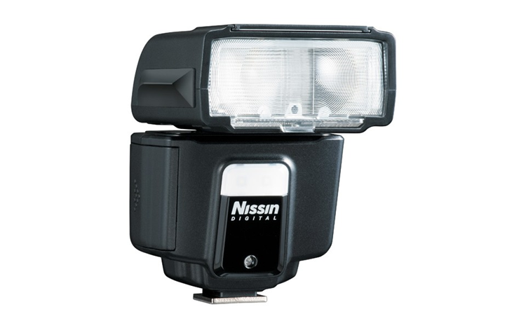 Nissin i40 Flitser voor Micro Four Third