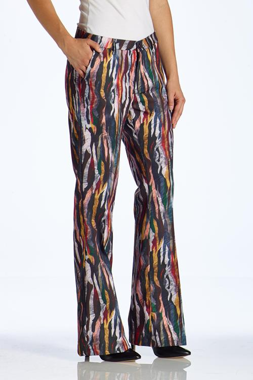 Good Morning Universe - Dolce Multicolor Print Flare