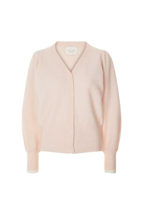 Lollly's Laundry Laura cardigan baby pink