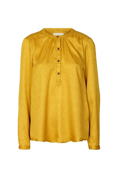 Lolly's Laundry Singh shirt mustard