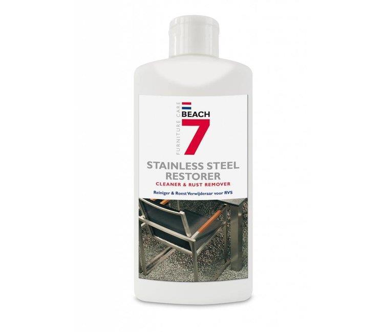 Beach7 reiniger & roest verwijderaar voor RVS - 0,5 liter