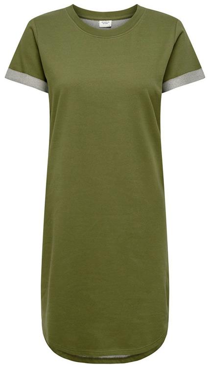 Jdyivy life s/s dress Martini olive
