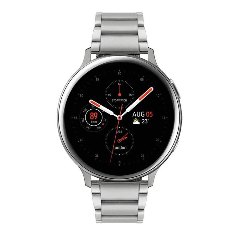 Galaxy Watch Active2 - Smartwatch - 44mm silver - Special edition