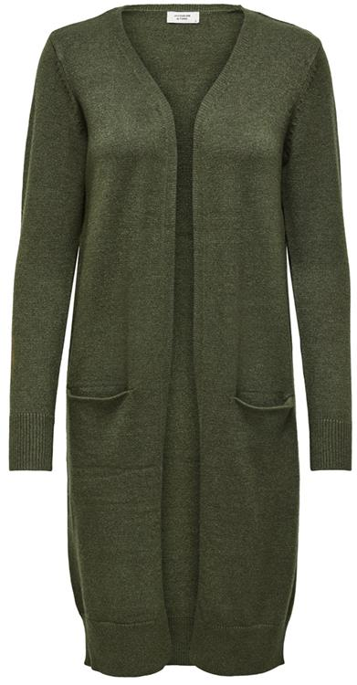 Jdymarco l/s long cardigan Forest night