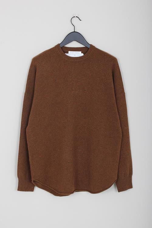 Extreme Cashmere n°53 crew hop rust