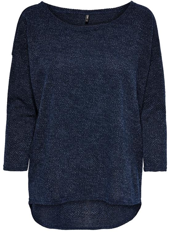Onlalba 3/4 top Mood indigo