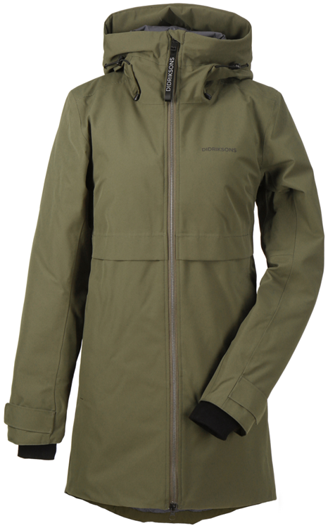 Didriksons Helle 3 Parka Dames