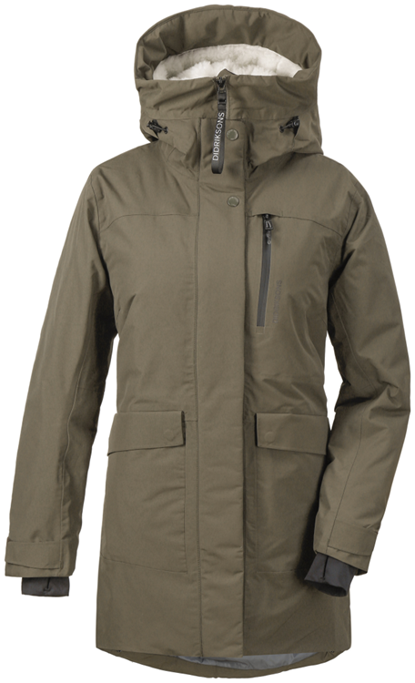 Didriksons Diana Parka Dames