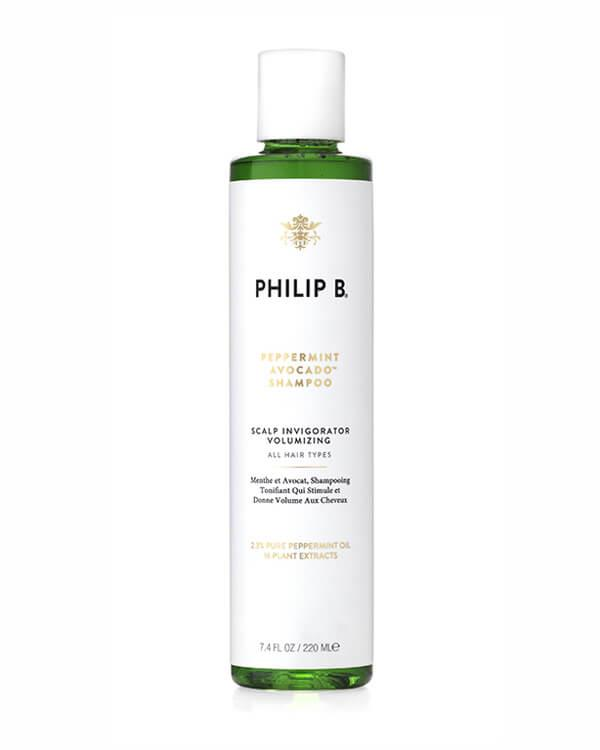 Philip B - Peppermint & Avocado Shampoo - 220 ml