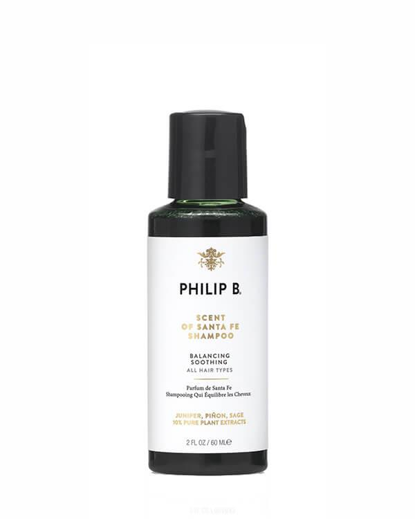 Philip B - Scent of Santa Fe Shampoo - 60 ml