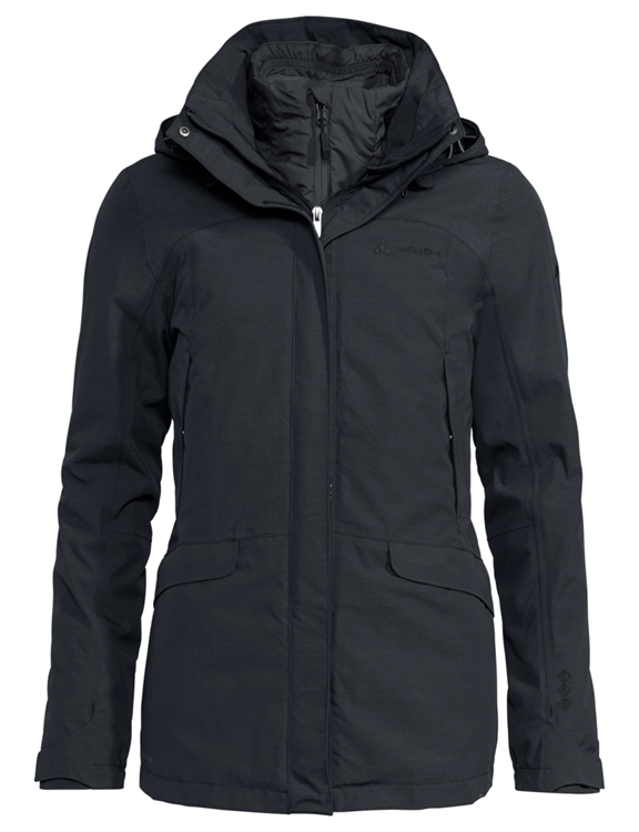 Vaude Skomer 3 In 1 Jas Dames