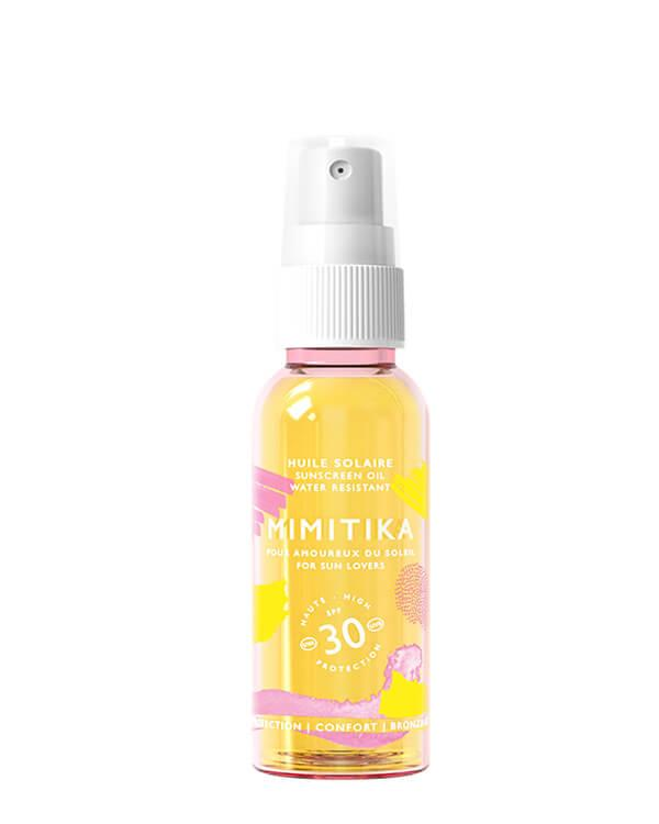 Mimitika - Sunscreen Body Oil SPF30 - 50 ml
