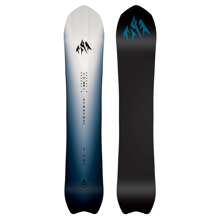 Jones Stratos Snowboard Heren