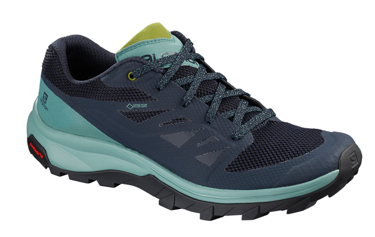 Salomon Outline Gtx W Wandelschoen Dames