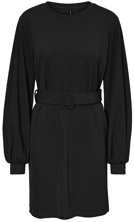 Vmcoral ls abk dress Black