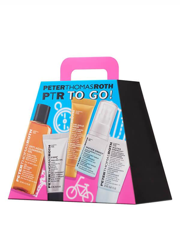 Peter Thomas Roth - PTR To Go - 125 ml + 2 x 15 ml + 14 ml + 20 ml