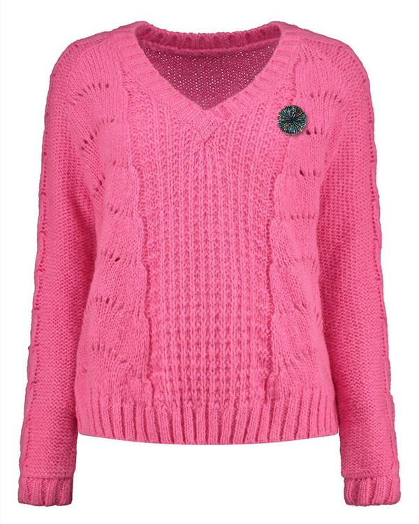 POM pullover SP6406 pink blush by Katja